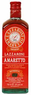 Lazzaroni Amaretto 750ml